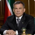 Рустам Нургалиевич Минниханов
